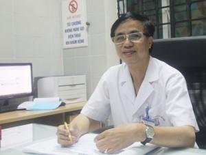 Phó giáo sư, Tiến sĩ, Bác sĩ Ngô Đăng Thục