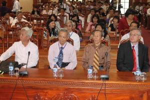 Hội nghị thành lập hội thần kinh học Tiền Giang