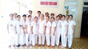 Đánh giá một năm thành lập khoa nội thần kinh – Bệnh viện đa khoa Tiền Giang