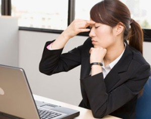 Chứng đau đầu của dân văn phòng