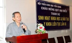 Hội Thần kinh học tỉnh Tiền Giang sinh hoạt khoa học và đào tạo y khoa
