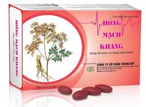 Hồng Mạch Khang – Nghiên cứu đánh giá tác dụng với người huyết áp thấp