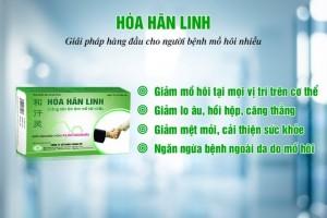 [Review] Viên uống giảm mồ hôi Hòa Hãn Linh có hiệu quả không?